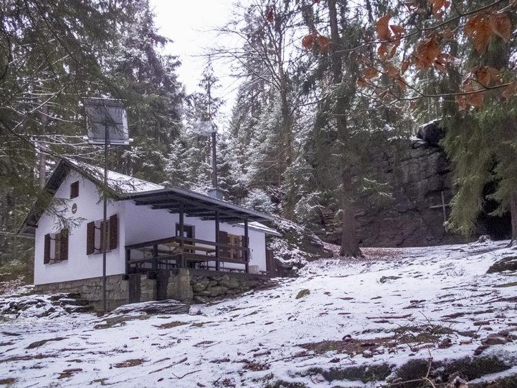 Hütten-Nachmittag zum Jahreswechsel
