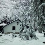 April-Schnee